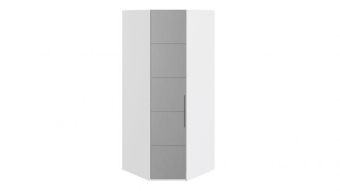 Шкаф угловой с 1-й зеркальной левой дверью «Наоми»