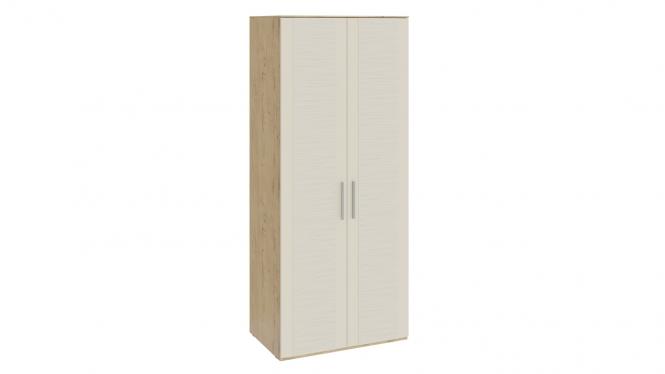 Шкаф для одежды с 2-мя дверями «Николь» Бунратти/Фон Бежевый